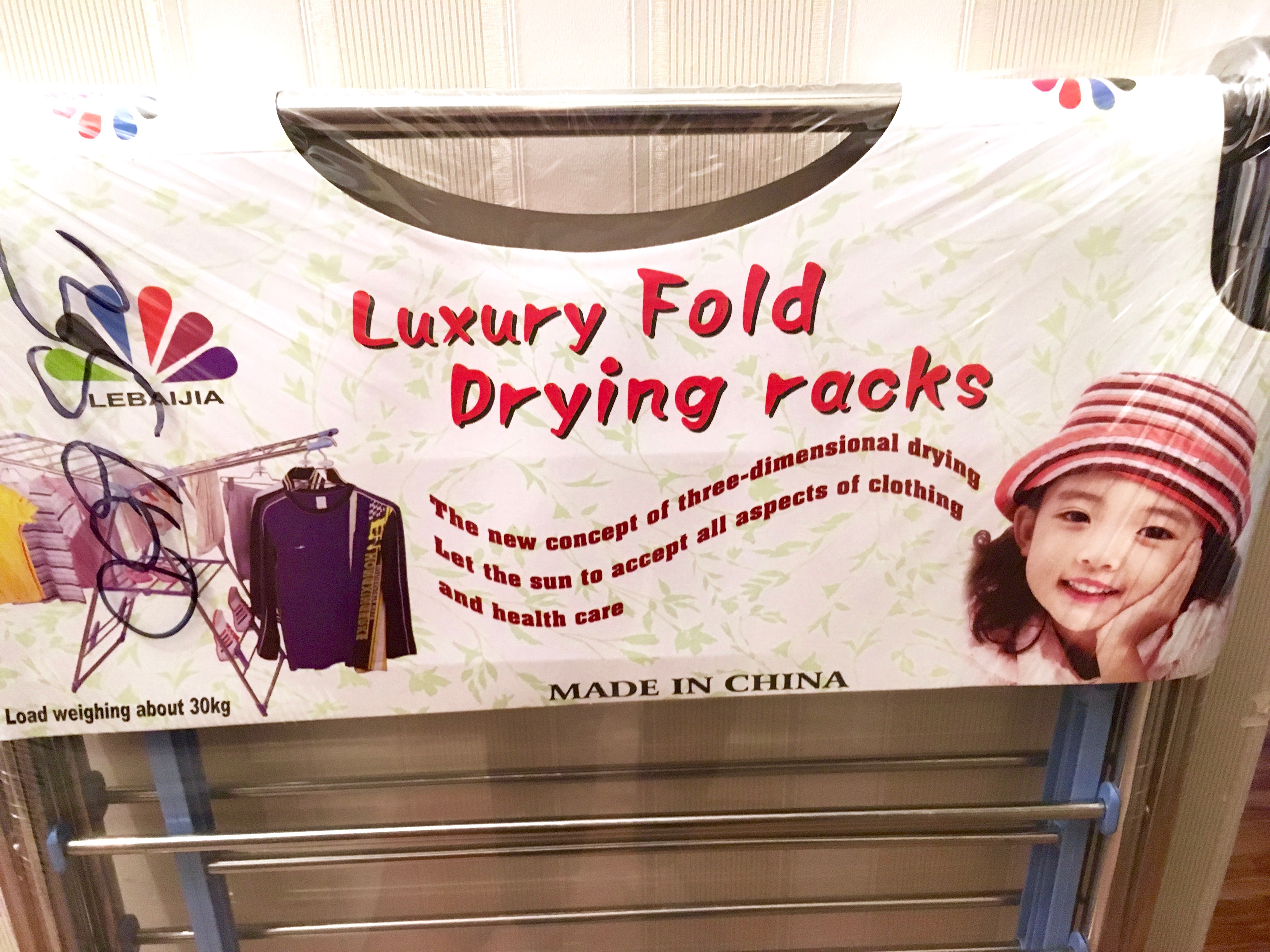 The new concept of 3-D drying!